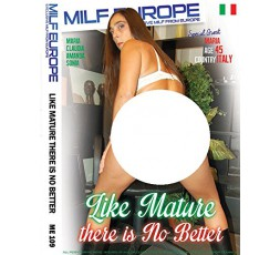 Dvd Etero Like Mature There Is No Better - Milf Europe