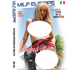 Dvd Etero Fucked Offered By Milf's - Milf Europe
