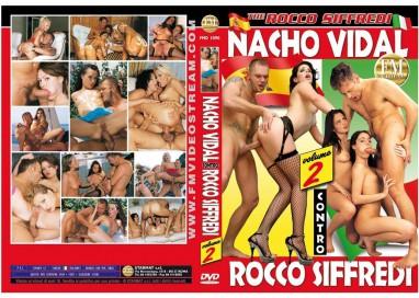 Dvd Etero Nacho Vidal Contro Rocco Siffredi - Fm Video Corporation