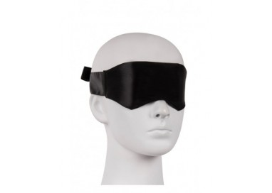 Maschera BDSM - Velvet Soft Blindfold - Guilty Pleasure