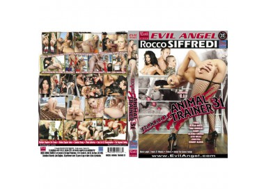 Dvd Etero - Rocco Animal Trainer 31 - Fm Video