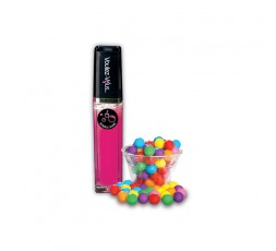 Lucidalabbra Rosa Aroma Bubble Gum Effetto Caldo Freddo Gloss Bright Effect Hot Cold - Voulez Vous
