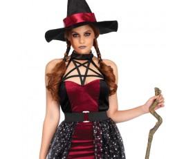 Sexy Shop Online I Trasgressivi - Halloween Donna - Costume Da Strega Celestial Witch - Leg Avenue