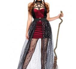 Costume Da Strega Celestial Witch S/M - Leg Avenue