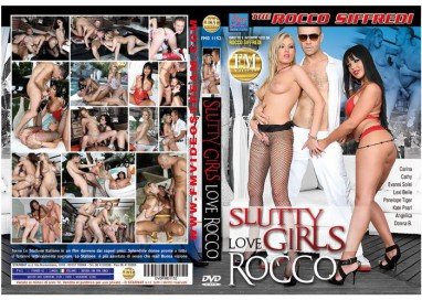 Dvd Etero - Slutty Love Girls Rocco - Fm Video