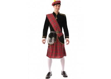 Carnevale Uomo - Costume Scozzese Kilt Scotsman Kilt - Forum