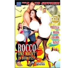 Sexy Shop Online I Trasgressivi - Dvd Etero - Rocco One Night In Budapest - Fm Video