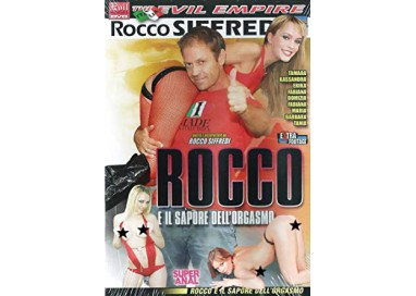 Dvd Etero - Rocco E Il Sapore Dell'Orgasmo - The Evil Empire