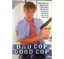 Dvd Gay Bad Cop Good Cop 2 - Bacchus