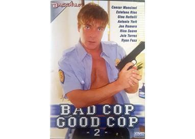 Dvd Gay - Bad Cop Good Cop 2 - Bacchus