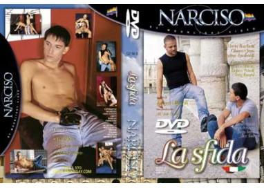 Dvd Gay - Narciso La Sfida - Xtime