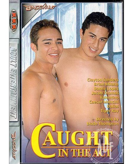 Sexy Shop Online I Trasgressivi - Dvd Gay - Caught In The Act - Bacchus