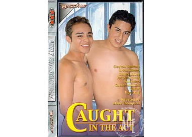 Dvd Gay - Caught In The Act - Bacchus