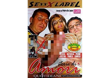 Dvd Trans - Storie Di Amori - Sexxx Label