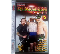 Dvd Gay Dungeon Play 5 - Bacchus