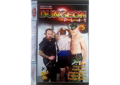 Dvd Gay - Dungeon Play 5 - Bacchus