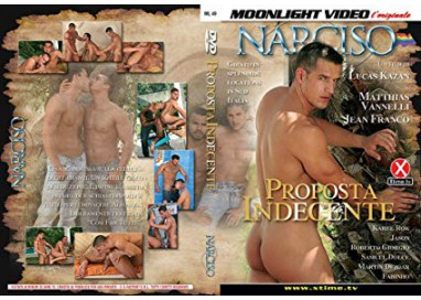Dvd Gay - Narciso Proposta Indecente - Bacchus