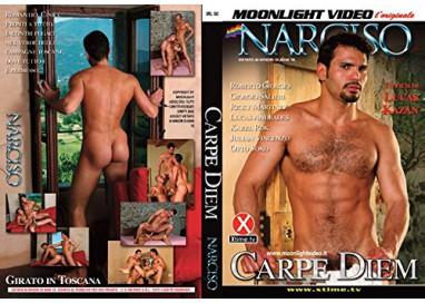 Dvd Gay - Narciso Carpe Diem - Bacchus
