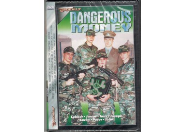 Dvd Gay - Dangerous Money - Bacchus