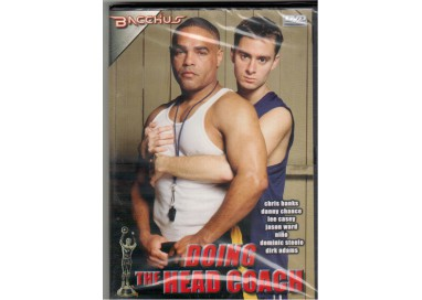 Dvd Gay - Doing The Head Coach - Bacchus
