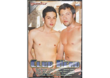 Dvd Gay - Club Head - Bacchus