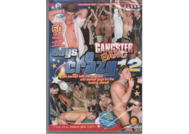 Dvd Gay - Guys Go Crazy 12 - Eromaxx Films