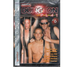Dvd Gay Dungeon Play 6 - Bacchus