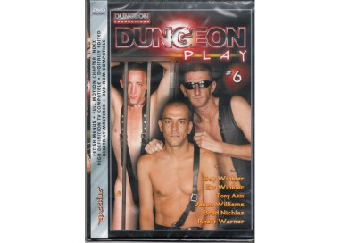 Dvd Gay - Dungeon Play 6 - Bacchus