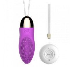 Sexy Shop Online I Trasgressivi - Ovulo Vibrante Wireless - Chris Remote Egg Vibrator - Leten