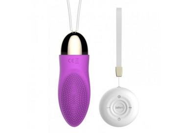 Ovulo Vibrante Wireless - Chris Remote Egg Vibrator - Leten