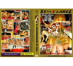 Dvd Etero - The Ass Collector - Sexxx Lavel
