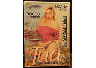 Dvd Etero Tua Per Sempre - Fm Video