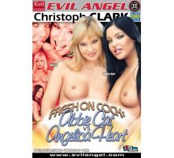 Sexy Shop Online I Trasgressivi - Dvd Etero - Fresh On Cock: Abbie Cat Vs Angelica Heart - Evil Angel Films