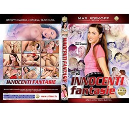 Sexy Shop Online I Trasgressivi - Dvd Etero - Innocenti Fantasie - Fm Video