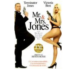 Sexy Shop Online I Trasgressivi - Dvd Etero - Mr. & Mrs. Jones - Fm Video