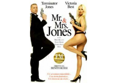Dvd Etero - Mr. & Mrs. Jones - Fm Video