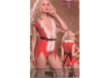 Il consiglio del giorno: Natale Donna - Sexy Donna Natale - Alan Socks