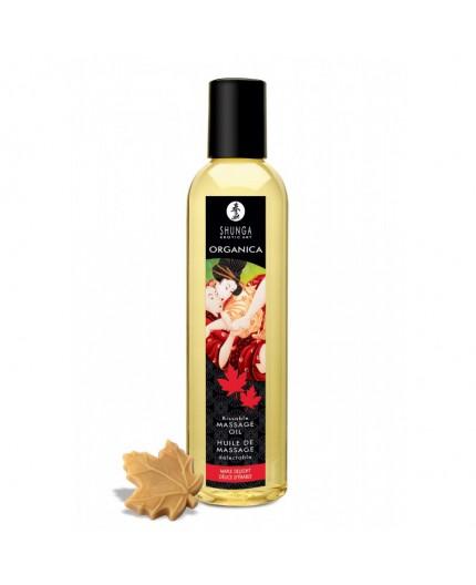 Sexy Shop Online I Trasgressivi - Olio Per Massaggi - Organic Maple Delight 250 ml - Shunga