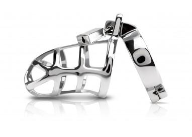 Cintura di Castità - Cock Cage Metal Worx - Pipedream