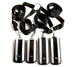 Sexy Shop Online I Trasgressivi - Kit BDSM - Kit Bondage Hard Limits - Fifty Shades Of Grey