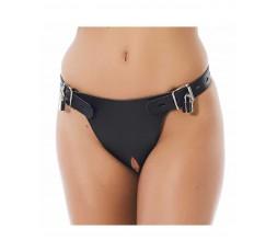 sexy shop online i Trasgressivi Slip Di Castità Con Lucchetti - Rimba