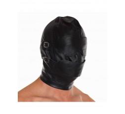 Sexy Shop Online I Trasgressivi - Maschera BDSM - Maschera Con Bavaglio Rimovibile Paraocchi E Bocchino - Rimba