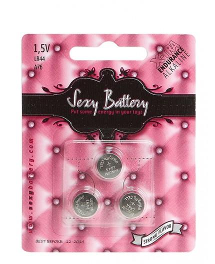 Sexy Shop Online I Trasgressivi Sexy Battery Alcalina Confezione Da 3 / LR44 1.5V