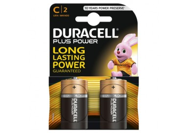 Batteria Per Sex Toys - Plus Power 1.5 V / C - Duracell