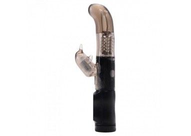 Vibratore Rabbit - Black Magic Dolphin - Toyz4Lovers