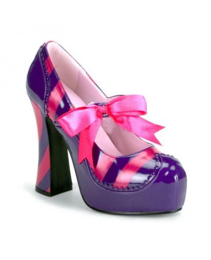 Sexy Shop Online I Trasgressivi - Scarpa - Kitty 32 Viola Funtasma - Pleaser