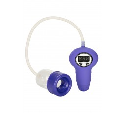 sexy shop online i trasgressivi Pompa Vaginale - Automatic Intimate Pump Purple - California Exotic Novelties