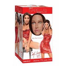 Bambola Realistica Mia Isabella's Deluxe TS Love Doll - Pipedream