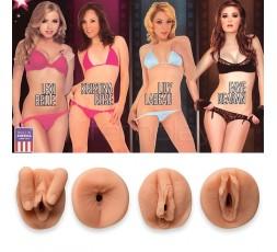 Sexy Shop Online I Trasgressivi Set Non Vibrante - All Star Porn Star Gang Bang Set - Doc Johnson