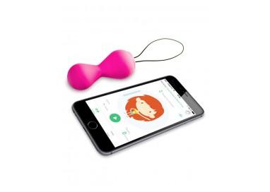 Sex Toy Con App - G Balls 2 Rosa - GVibe